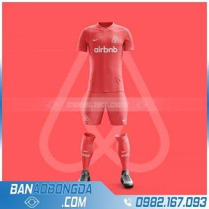 áo bóng đá công ty may theo yêu cầu
