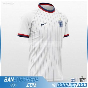 áo đội tuyển anh thiết kế theo yêu cầu