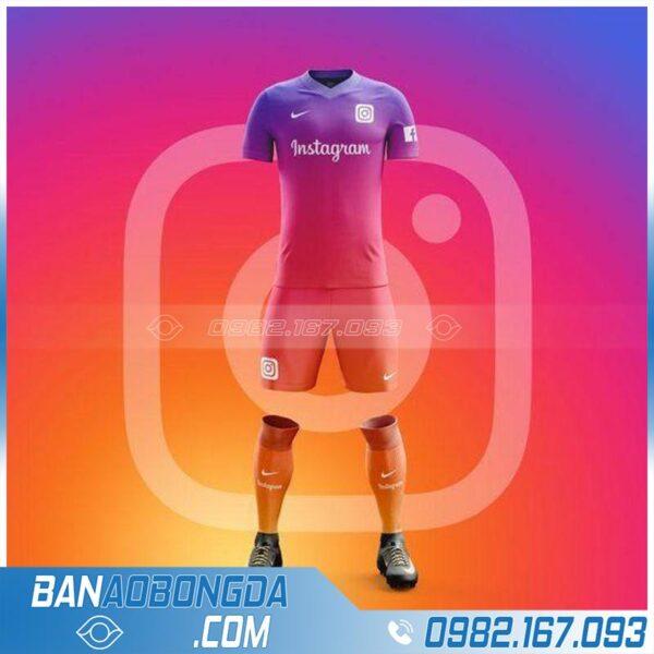 áo bóng đá instagram thiết kế