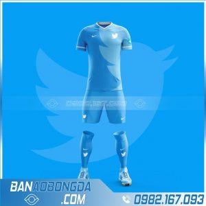 áo bóng đá công ty Twitter thiết kế đẹp