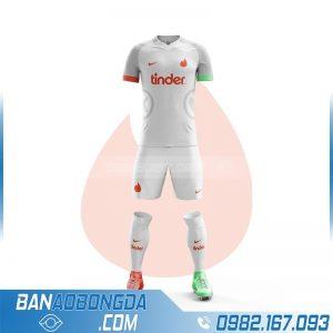áo bóng đá tinder đẹp