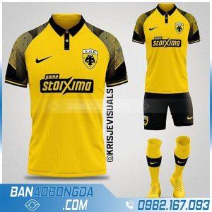 áo bóng đá đội tuyển tự thiết kế