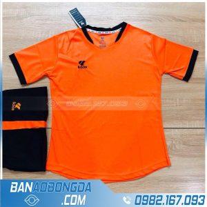 áo không logo Lidas màu cam