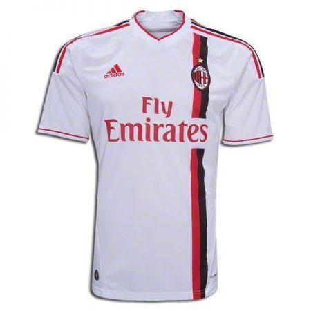 áo ac Milan sân khách 2011 2012