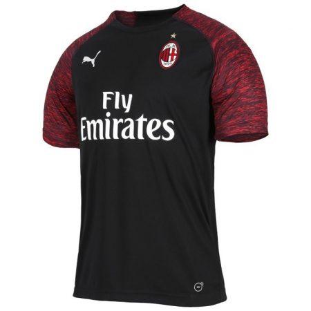 áo ac Milan sân khách đẹp