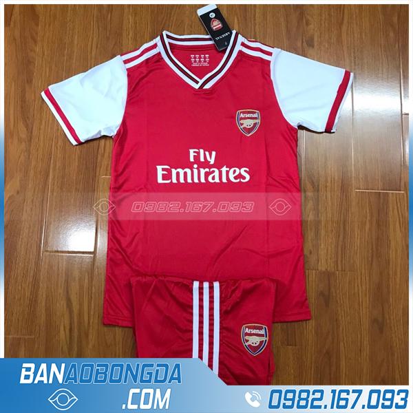 áo Arsenal trẻ em đẹp