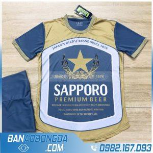 áo bóng đá bia sapporo 2020 rẻ đẹp