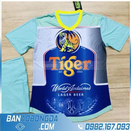áo bóng đá bia tiger