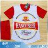 áo bóng đá bia Hà Nội