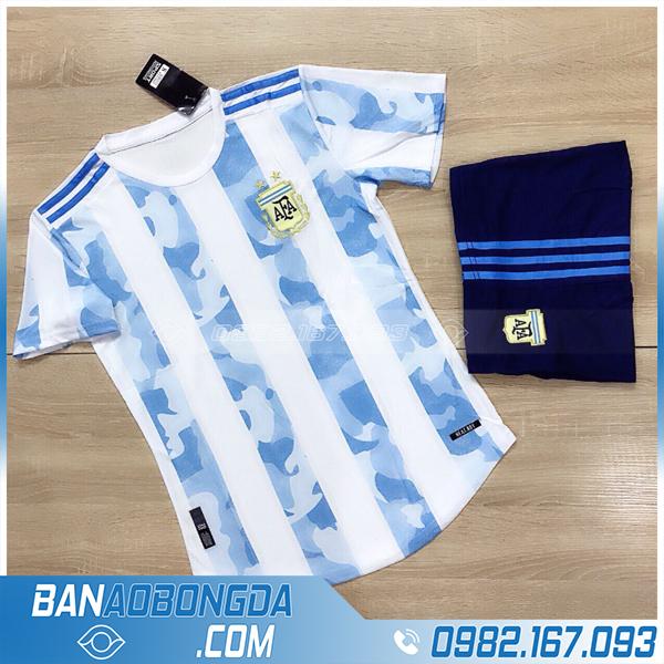 Áo Argentina 2020 2021 chính thức