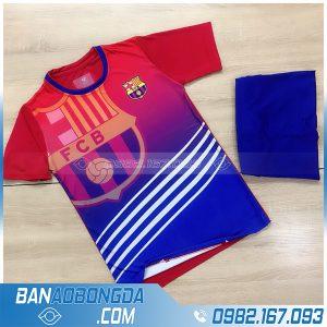 áo đấu Barcelona 2021 chế cực đẹp