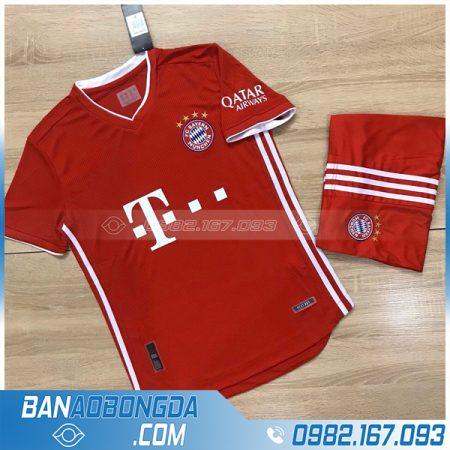 áo đấu Bayern Munich 2021 màu đỏ