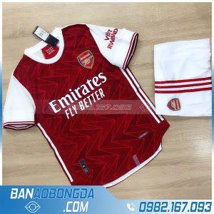 áo arsenal training màu đỏ 2021