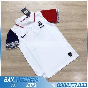 áo Polo đội tuyển Pháp 2021
