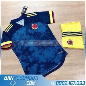 bộ quần áo bóng đá đội tuyển colombia 2021