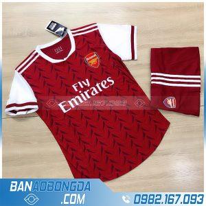 Áo clb Arsenal 2021 màu đỏ training 7