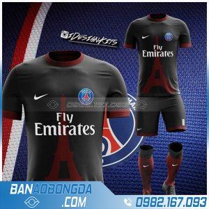 Áo bóng đá PSG thiết kế theo yêu cầu HZ 369