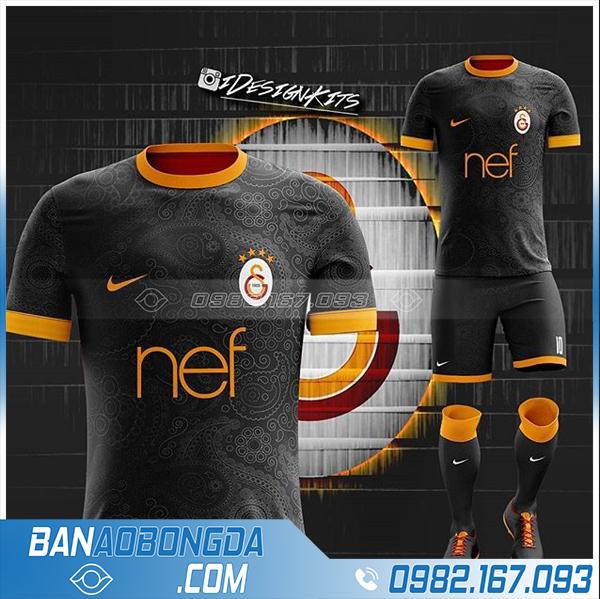 Áo bóng đá công ty thiết kế HZ 370