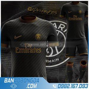 áo bóng đá PSG tự thiết kế HZ 377
