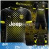 áo Dortmund 2021 tự chế HZ 378 màu đen