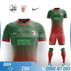 áo đồng phục bóng đá công ty HZ379
