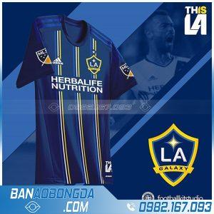 áo LA Galaxy 2021 tự thiết kế