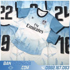 in áo bóng đá theo yêu cầu HZ 21 đẹp và độc