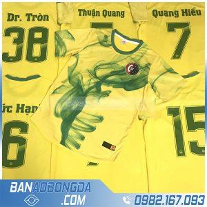 quần áo bóng đá in theo yêu cầu