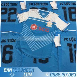 in áo bóng đá Hà Nội FC