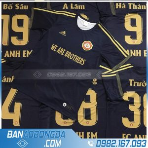 Shop in áo đá bóng đẹp ở Hà Nội