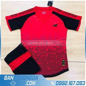 áo thể thao không logo Lm15 màu đỏ mới nhất