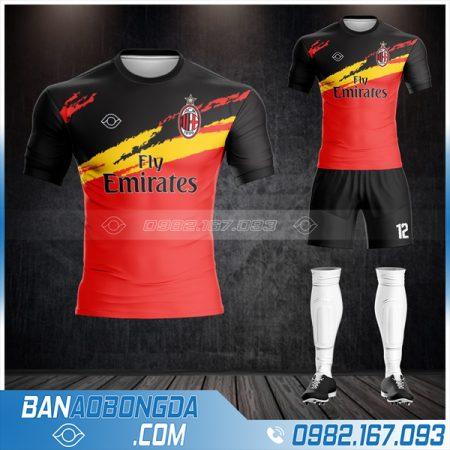 áo Ac Milan tự thiết kế