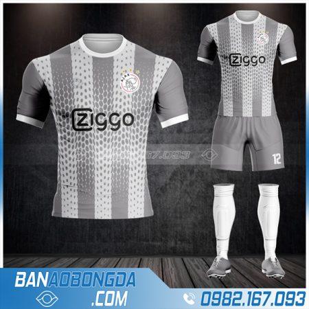 quần áo bóng đá Ajax chế HZ 396