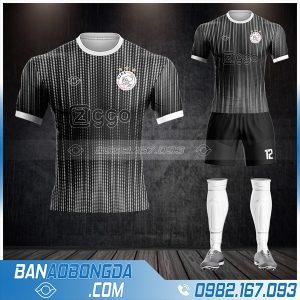 áo bóng đá Ajax Amsterdam tự chế HZ 397