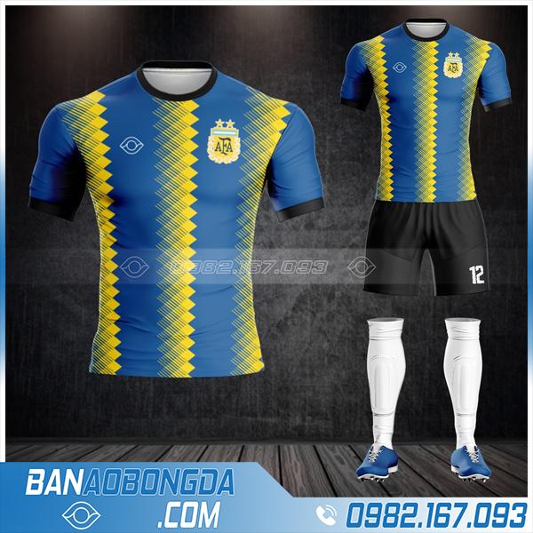 áo Argentina may theo yêu cầu HZ 473