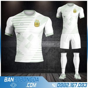 áo argentina 2021 mới nhất màu trắng