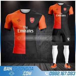 áo Arsenal 2021 may theo yêu cầu HZ 398