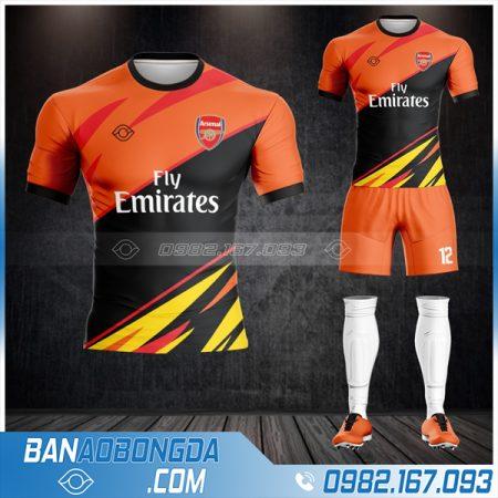 áo Arsenal may theo yêu cầu HZ 401 cực đẹp