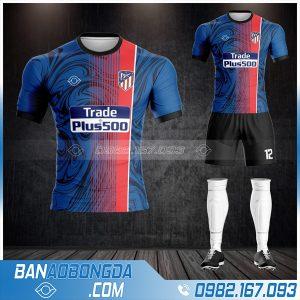 áo Atletico Madrid 2021 cực đẹp