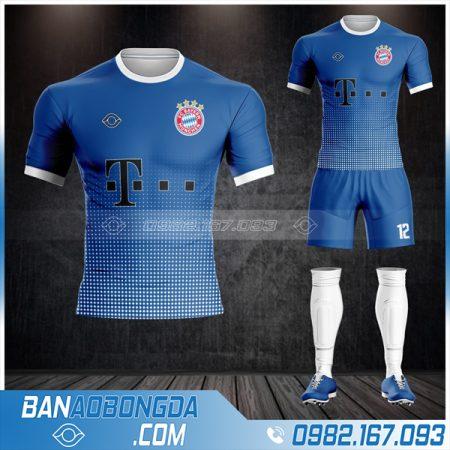 áo đá banh Bayern Munich vải Thái Lan HZ 417