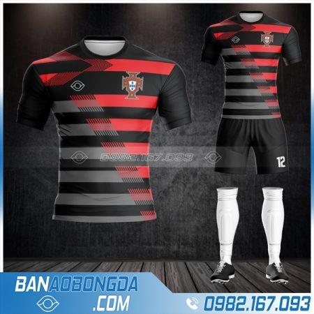 áo đội tuyển Bồ Đào Nha tự thiết kế HZ 481