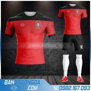 quần áo đội tuyển Bồ Đào Nha chế đẹp và độc HZ 484