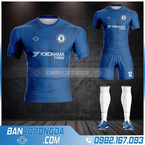 áo Chelsea tự thiết kế HZ 418