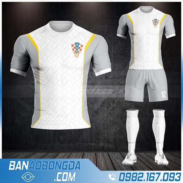 áo đội tuyển croatia 2021 cực đẹp HZ 494