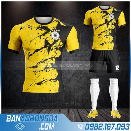 áo đt đức màu vàng siêu hot HZ 500