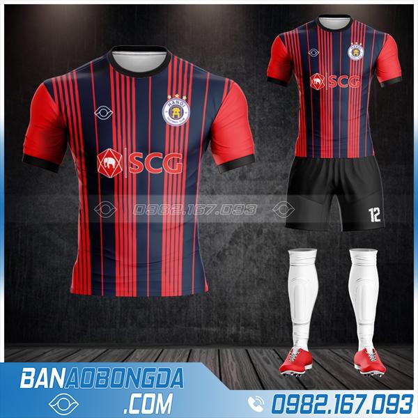 Áo bóng đá Hà Nội Fc tự chế HZ 426 mới
