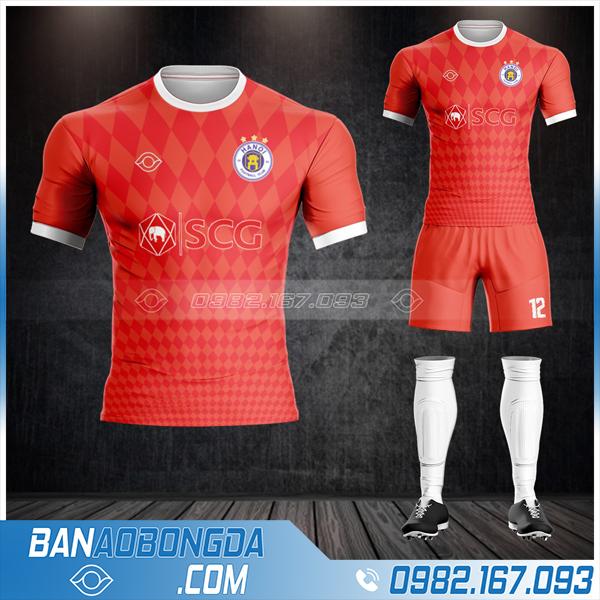 quần áo bóng đá Hà Nội Fc HZ 428 cực đẹp