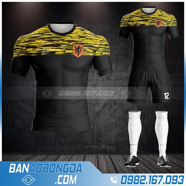 áo hà lan 2021 tự thiết kế đẹp nhất HZ 501
