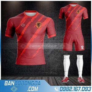 áo đội tuyển Hà Lan may theo yêu cầu HZ 504