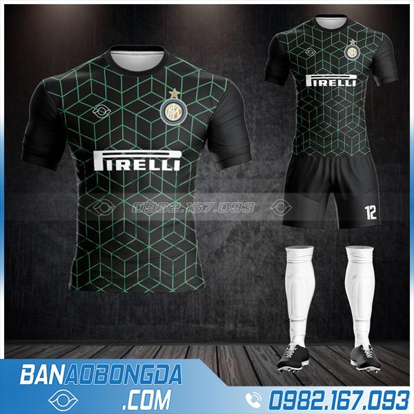 áo bóng đá inter milan 2021 mới nhất